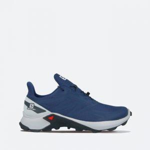 נעלי ריצת שטח סלומון לגברים Salomon Supercross Blast - כחול כהה