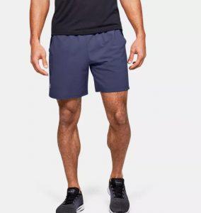 מכנס ספורט אנדר ארמור לגברים Under Armour LAUNCH SW 7 - כחול כהה