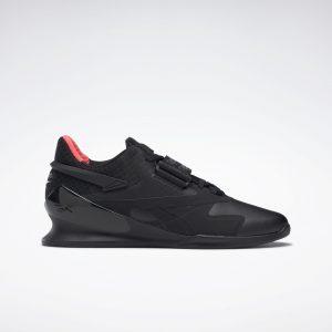 נעלי אימון ריבוק לגברים Reebok Legacy Lifter II - שחור