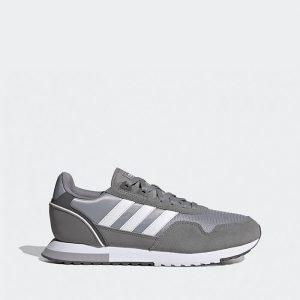 נעלי סניקרס אדידס לגברים Adidas 8K 2020 - אפור בהיר