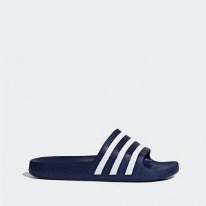 כפכפי אדידס לגברים Adidas Adilette Aqua - כחול כהה