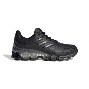נעלי ריצה אדידס לגברים Adidas Microbounce - שחור