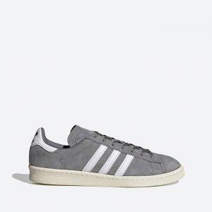 נעלי סניקרס אדידס לגברים Adidas Originals Campus 80s - אפור