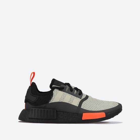 נעלי סניקרס אדידס לגברים Adidas Originals NMD_R1 - שחור