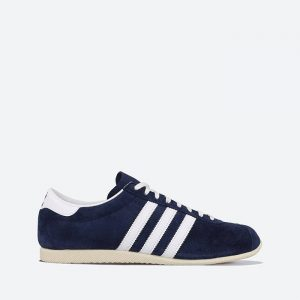 נעלי סניקרס אדידס לגברים Adidas Originals Overdub - חום