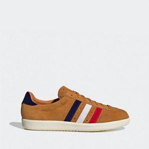 נעלי סניקרס אדידס לגברים Adidas Originals Padiham - חום
