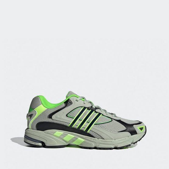 נעלי סניקרס אדידס לגברים Adidas Originals Response CL - אפור