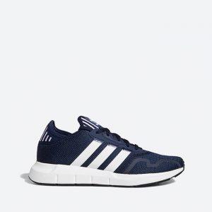 נעלי סניקרס אדידס לגברים Adidas Originals Swift Run X - כחול כההלבן