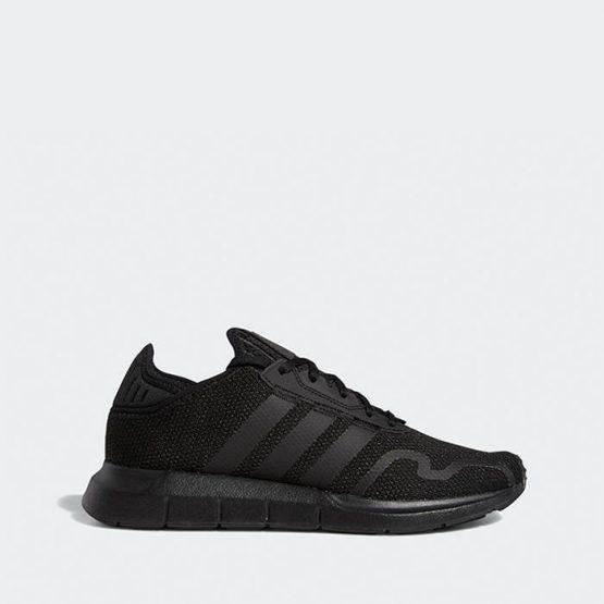 נעלי סניקרס אדידס לגברים Adidas Originals Swift Run X - שחור