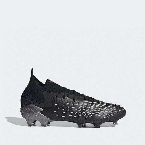 נעלי קטרגל אדידס לגברים Adidas PREDATOR FREAK .1 FG - שחור