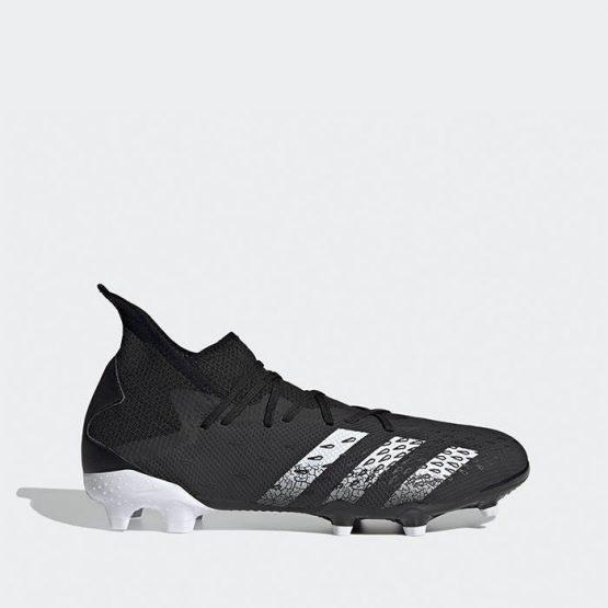 נעלי קטרגל אדידס לגברים Adidas PREDATOR FREAK .3 FG - שחור