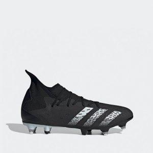 נעלי קטרגל אדידס לגברים Adidas PREDATOR FREAK .3 SG - שחור