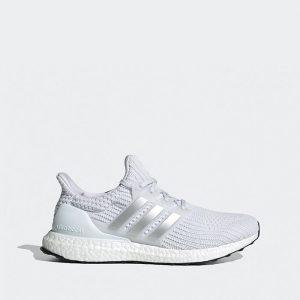 נעלי ריצה אדידס לגברים Adidas Ultraboost 4.0 DNA - לבן