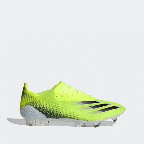 נעלי קטרגל אדידס לגברים Adidas X GHOSTED.1 FG - צהוב