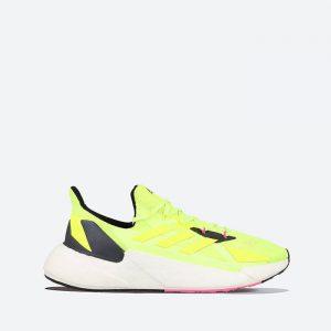 נעלי סניקרס אדידס לגברים Adidas X9000L4 - צהוב