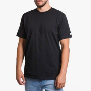 חולצת T קארהארט לגברים Carhartt WIP Base T-shirt - שחור