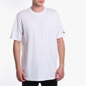 חולצת T קארהארט לגברים Carhartt WIP Base T-shirt - לבן
