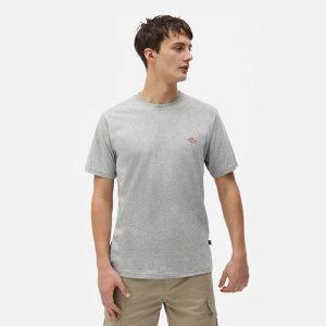 חולצת T Dickies לגברים Dickies SS Mapleton - אפור בהיר