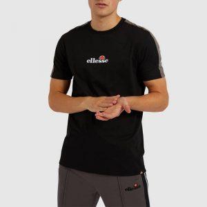 חולצת T אלסה לגברים Ellesse Carcano Tee - שחור