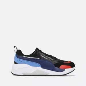 נעלי סניקרס פומה לגברים PUMA BMW MMS X-RAY 2.0 - צבעוני כהה