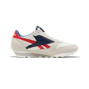 נעלי סניקרס ריבוק לגברים Reebok Classic Leather Az - לבן