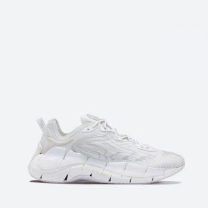 נעלי סניקרס ריבוק לגברים Reebok Zig Kinetica II - לבן
