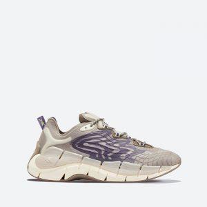 נעלי סניקרס ריבוק לגברים Reebok Zig Kinetica II - צבעוני בהיר