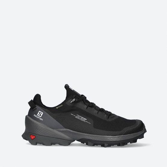 נעלי טיולים סלומון לגברים Salomon Cross Over GTX Gore-Tex - שחור