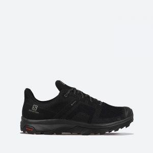 נעלי טיולים סלומון לגברים Salomon OUTline Prism GTX Gore-Tex - שחור