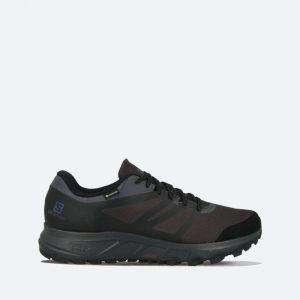 נעלי ריצת שטח סלומון לגברים Salomon Trailster 2 Gtx Gore-Tex - שחור