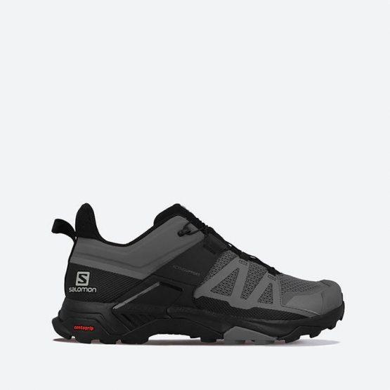 נעלי טיולים סלומון לגברים Salomon X Ultra 4 - אפור כהה