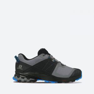 נעלי ריצת שטח סלומון לגברים Salomon XA Wild Quiet - אפור