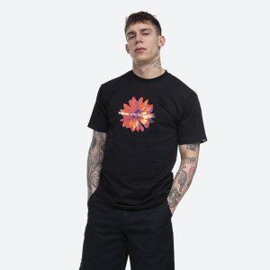 חולצת T ואנס לגברים Vans MN Blooming SS - שחור