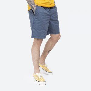 מכנס ספורט ואנס לגברים Vans Range Salt Wash - כחול