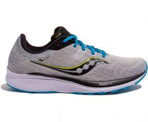 נעלי ריצה סאקוני לגברים Saucony GUIDE 14 - אפור