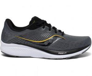 נעלי ריצה סאקוני לגברים Saucony GUIDE 14 - אפור כהה