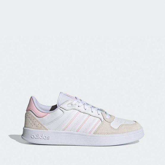נעלי סניקרס אדידס לנשים Adidas Breaknet Plus - לבן