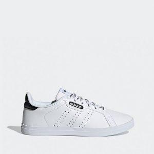 נעלי סניקרס אדידס לנשים Adidas Courtpoint Base - לבן/שחור