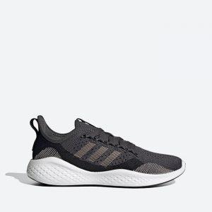 נעלי ריצה אדידס לנשים Adidas FluidFlow 2.0 - אפור כהה