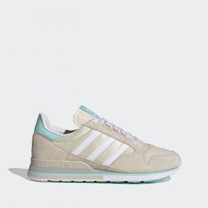נעלי סניקרס אדידס לנשים Adidas Originals ZX 500 - צבעוני בהיר