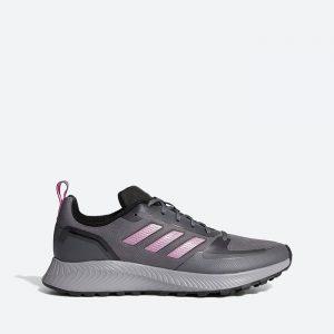 נעלי ריצה אדידס לנשים Adidas Runfalcon 2.0 Tr - אפור