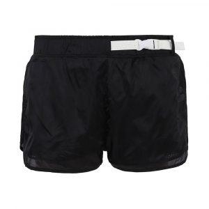 מכנס ספורט פילה לנשים Fila Short Logo - שחור