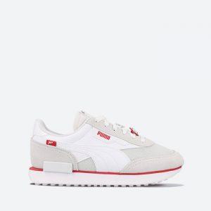 נעלי סניקרס פומה לנשים PUMA Future Rider Galentines - לבן/אדום