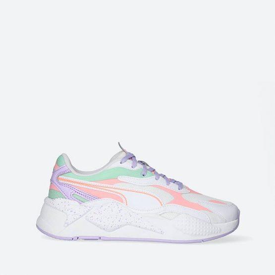 נעלי סניקרס פומה לנשים PUMA RS-X3 Pastel Mix Wns - לבן