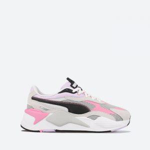 נעלי סניקרס פומה לנשים PUMA RS-X3 Twill AirMesh - צבעוני