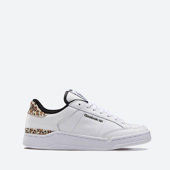 נעלי סניקרס ריבוק לנשים Reebok Ad Court - לבן הדפס
