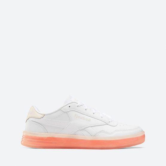נעלי סניקרס ריבוק לנשים Reebok Royal Techque T CE - לבן/כתום