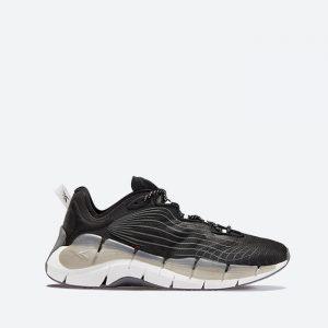 נעלי סניקרס ריבוק לנשים Reebok Zig Kinetica II - שחור