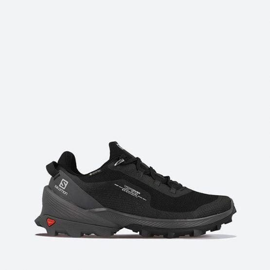 נעלי טיולים סלומון לנשים Salomon Cross Over GTX Gore-Tex W - שחור