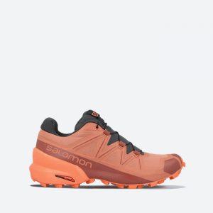 נעלי ריצת שטח סלומון לנשים Salomon Speedcross 5 - כתום